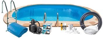 Pool Basic InGround 7.00 x3.20x1.20m