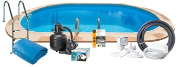 Pool Basic InGround 6.00x3.20x1.20m