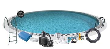 Pool Basic InGround Ø4.20 x 1.50m